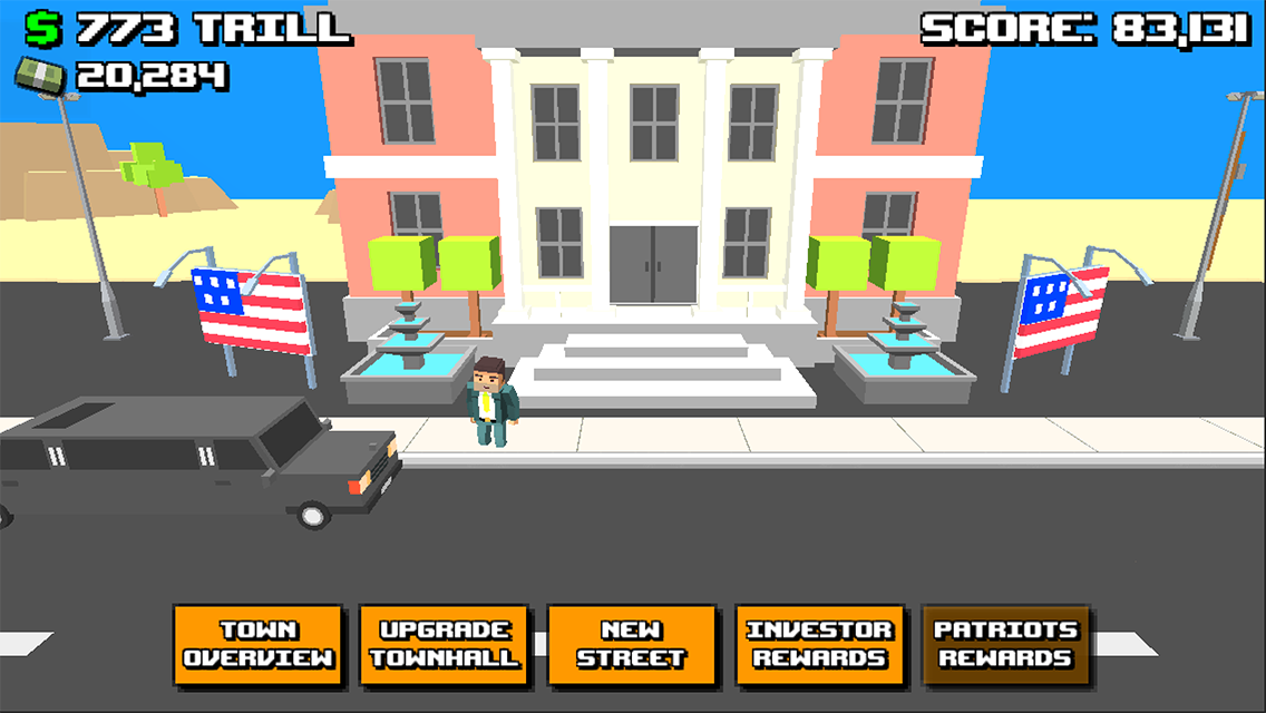 Clicker Town: Free Idle Tapper Screenshot 3