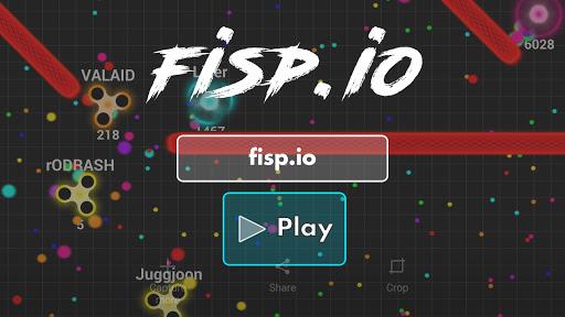Fisp.io Spins Master of Fidget Spinner