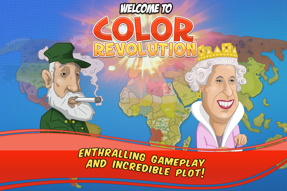 Strategy Color Revolution Screenshot 13
