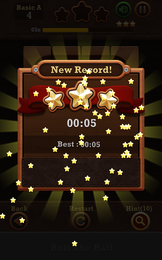 Roll the Ball™: slide puzzle 2 Screenshot 8