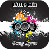 Little Mix Song Lyric APK Descargar