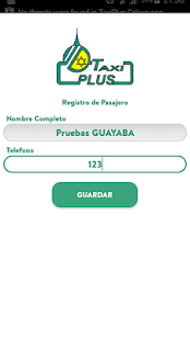 TaxiPlus Celaya - screenshot