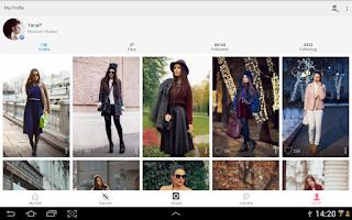 Screenshot of Fashion Freax Street Style App