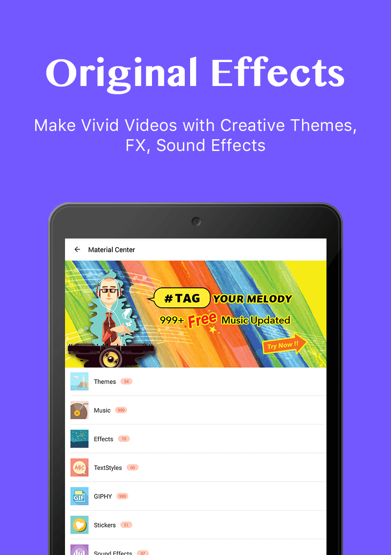 VideoShow-Video Editor, Video Maker, Beauty Camera Screenshot 14