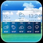Simple Weather Forecast Widget APK for Bluestacks