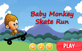 Baby Monkey Skate Run Apk Download Free for PC, smart TV