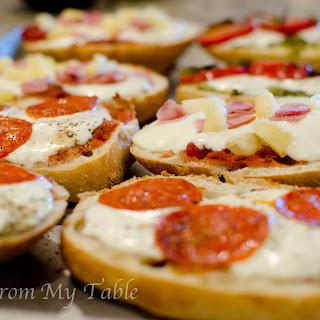Pizza Bars Recipes