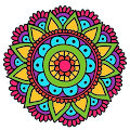 App Mandala Coloring Book APK for Kindle