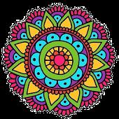 App Mandala Coloring Book APK for Kindle