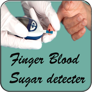 Fingerprint Blood Sugar Prank