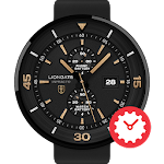 Infracto watchface by Liongate Icon