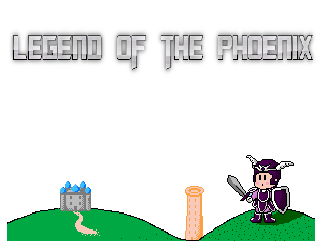 Legend of Phoenix - RPGVIDEO Screenshot 0