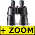 App Binoculars Zoom - Mega Zoom Binoculars APK for Windows Phone
