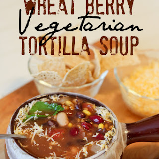 Wheat Berry Soup Recipes