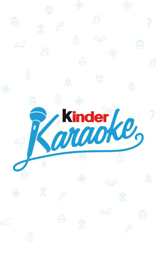 kinder Karaoke – Xmas Edition Screenshot