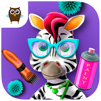 Zoo Hair Salon For PC (Windows And Mac)