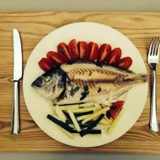 Bream With Vegetables