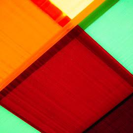 life ways by Aqeel Nizamani - Abstract Patterns