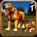 Adventures of Sabertooth Tiger Icon