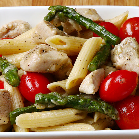 how to cook pasta in chicken broth