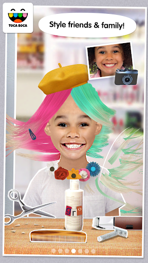 Toca Hair Salon Me screenshot 12