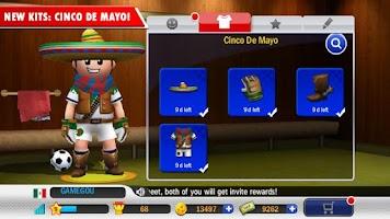 Screenshot of Perfect Kick - Soccer
