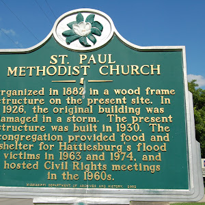 Organized in 1882 in a wood frame structure on the present site. In 1926, the original building was damaged in a storm. The present structure was built in 1930. The congregation provided food and ...