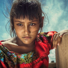 by Moyasser Nasseer - Babies & Children Child Portraits ( child, iraq )