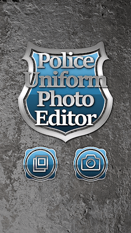 android Uniforme de la police éditeur Screenshot 5