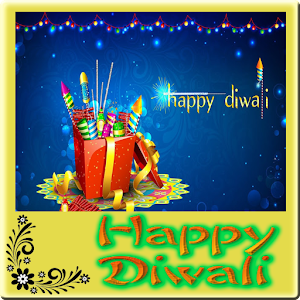 Download Happy Diwali Photo Frame Maker For PC Windows and Mac