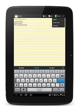 NOTES APK screenshot thumbnail 12