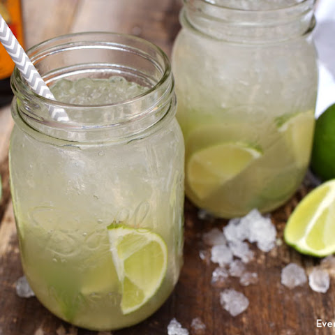 Ginger Lime Cocktail