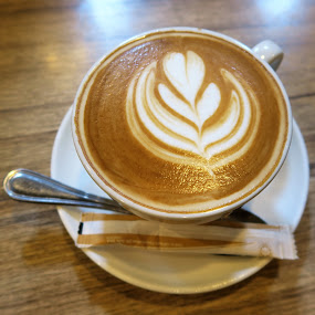 Hearty Cappuccino by Dennis  Ng - Food & Drink Alcohol & Drinks (  )