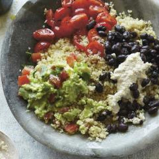 Deliciously Ella's Mexican Quinoa Bowl