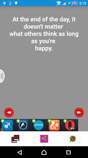 Status and Quotes 2015 - screenshot