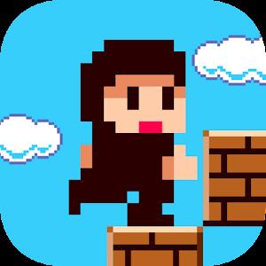 無料アクションゲーム「スーパー階段ダッシュ」