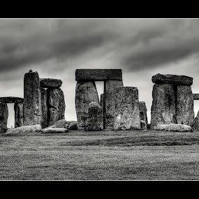 Stonehenge by Davorin Munda - Landscapes Travel