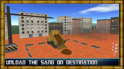 Sand Excavator Simulator 2016 - screenshot