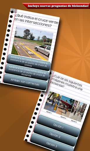 Examen de Licencia de Conducir screenshot 1
