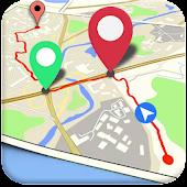 GPS Maps Navigation & Route Finder Live Direction