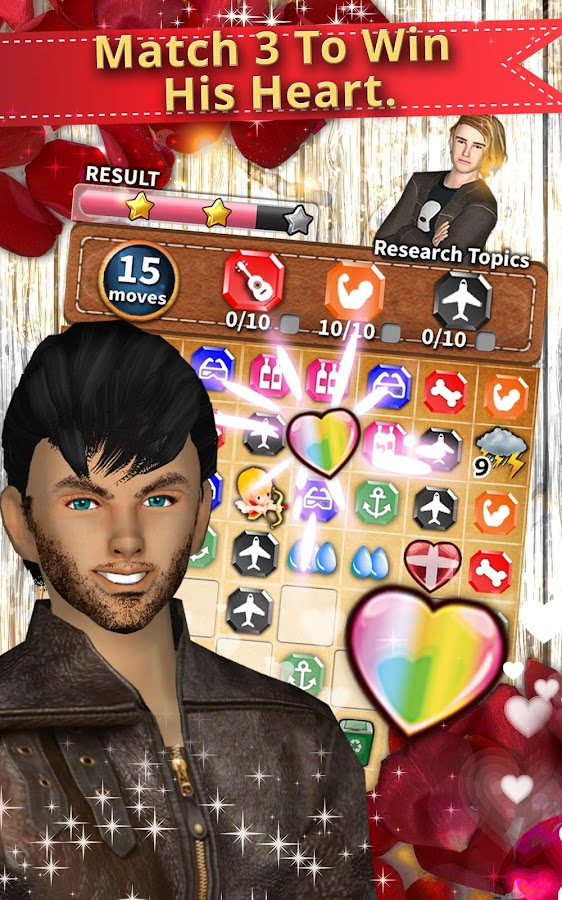 Me Girl Love Story - Date Game Screenshot 8