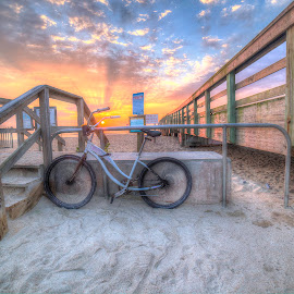 Beach Transport by Jason Green - Transportation Bicycles