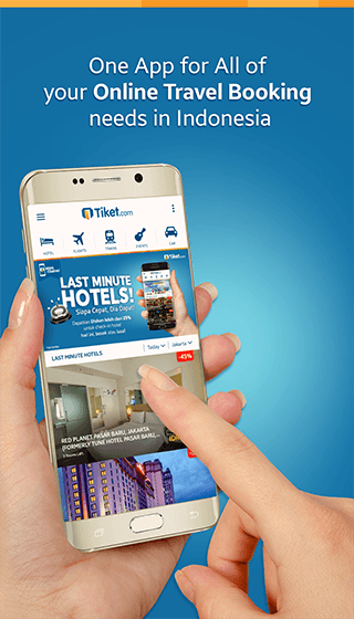 Tiket.com - Flight & Hotel Screenshot 3