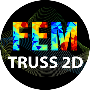 Download FEM: Truss 2D For PC Windows and Mac