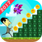 Mr Pean Adventure run 2 - new 2017 APK for Blackberry