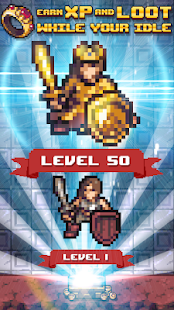 Idle Sword 2: Incremental Dungeon Crawling RPG