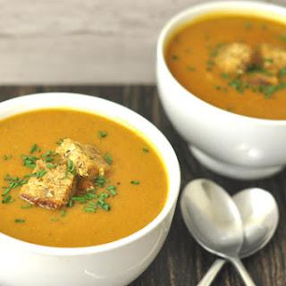 Parsnip Vegetable Soup Recipes