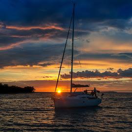 Chill by Sinisa Mrakovcic - Transportation Boats