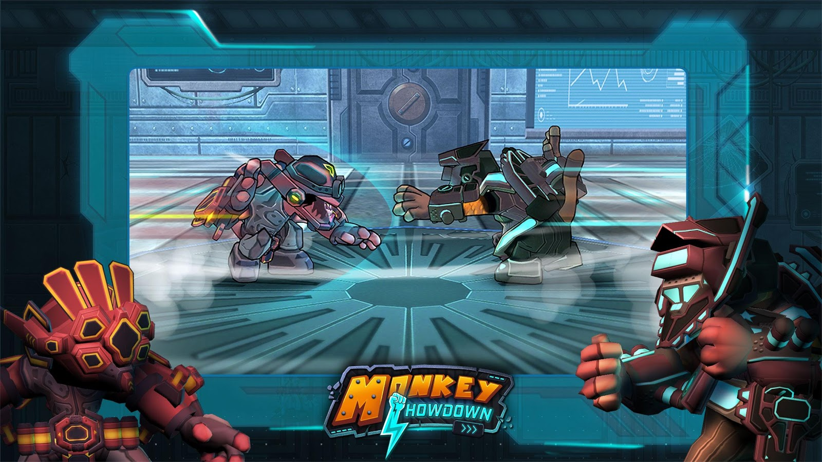 Monkey Showdown Screenshot 3