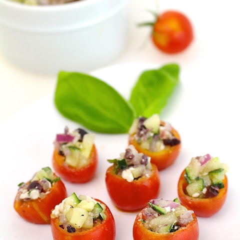 Greek Tomato Bites